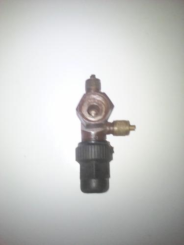 valvula  de servicio 1/2 unidad condensadora cava cuarto