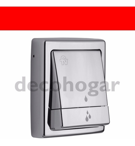 valvula descarga tecla doble inodoro fv 368.01 368.04 cuotas