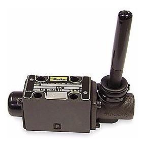 valvula direccional, mando hidraulico,marca parker, nuevo