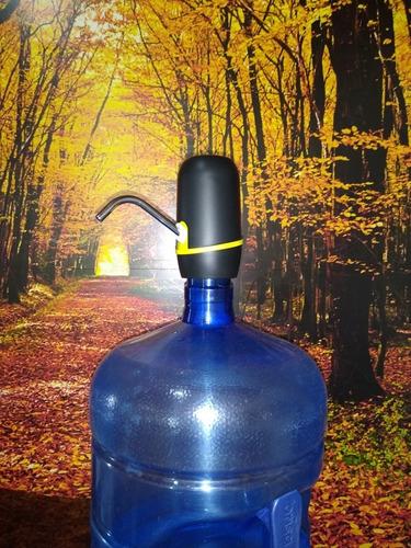 válvula dispensadora botellón de agua recargable