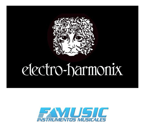 valvula electro harmonix 12au7 ecc82 eh - envios -