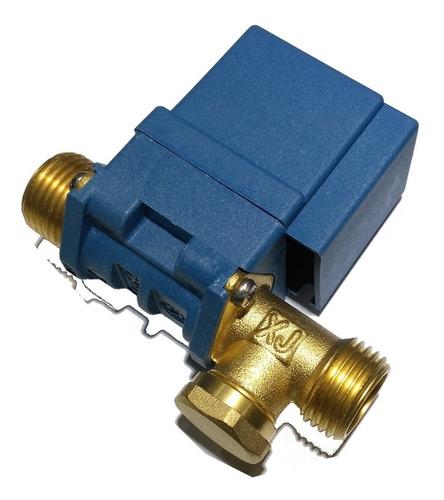 válvula electromagnética para termotanque solar baja presión