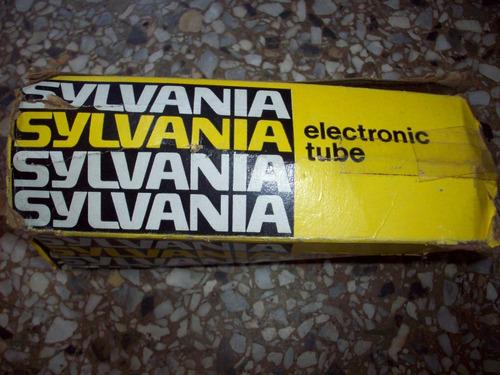 valvula electronica para radio hf silvana 6146 a de usa