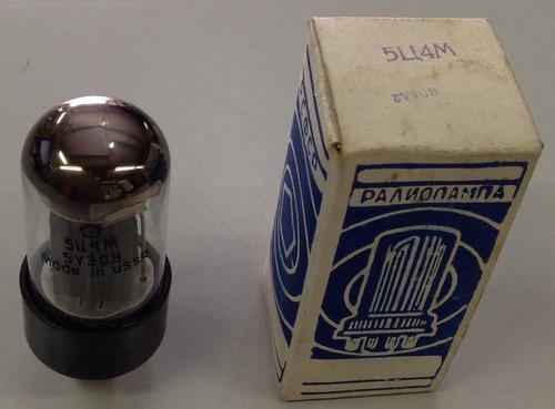 válvula eletrônica / tube valve 5y3gb russa