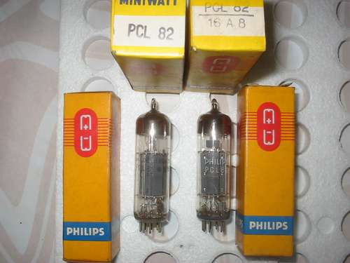 valvula  eletronica  pcl82 = 16a8