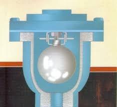 valvula eliminadora de aire en linea de agua de 1