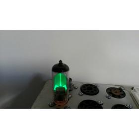 Válvula Em80 - 6br5 - 6e1p Olho Mágico Verde