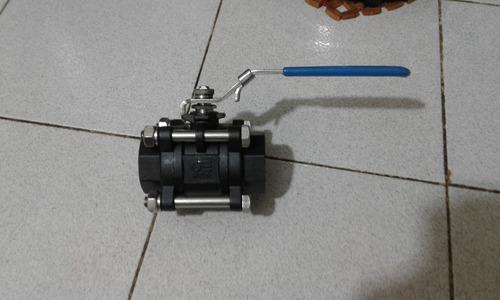 válvula esfera 1 pulgada piezas acero genebre