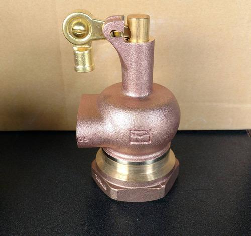 valvula flotador de bronce 1 1/4  codigo 85122h