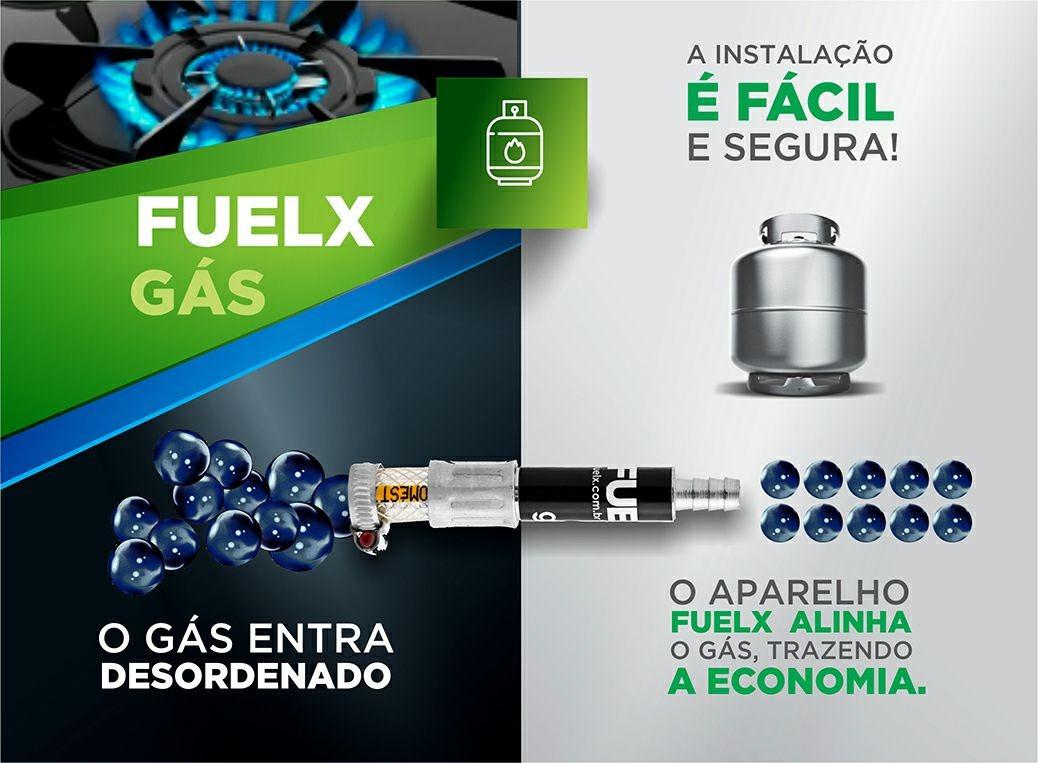 Valvula Fuelx Gas Ate 50 De Economia No Seu Estabelecimento R