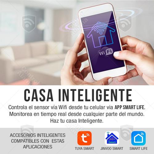 valvula gas agua wifi temporizador casa alexa google app