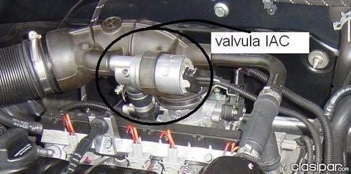 Valvula Iac Ralenty Sedan Vocho Golf / Jetta A2 - $ 1,050 ...