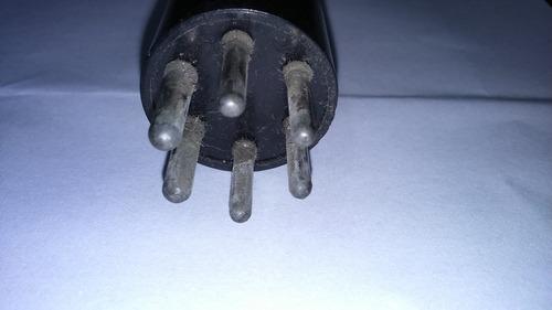 valvula lampara ge indica sintonia impecable