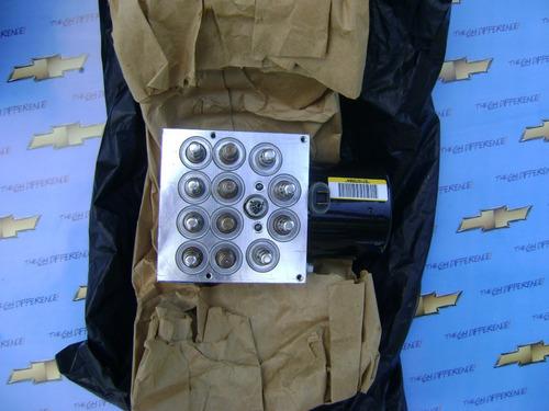 valvula moduradora  freno abs avalanche 2005 2006 original