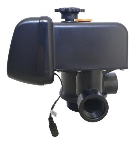 valvula multipuerto de control automatico para filtrado agua