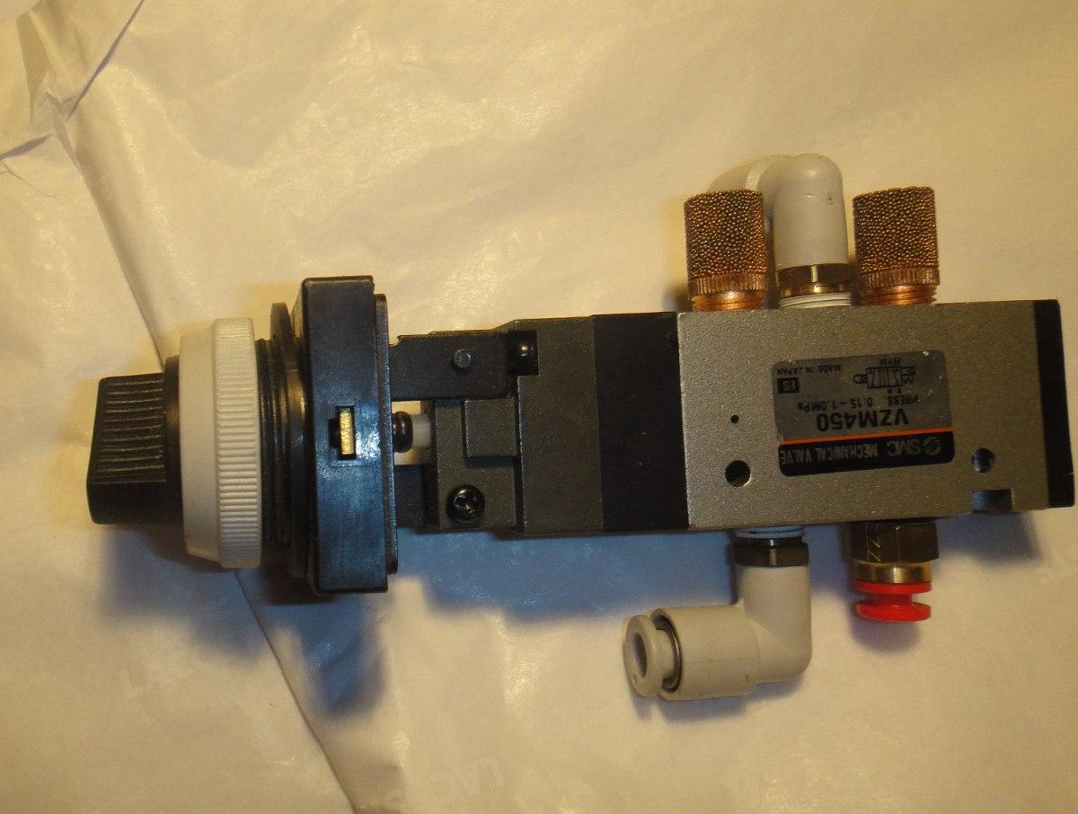 Unidad de mantenimiento manual 1/4 tipo festo inc manometro.