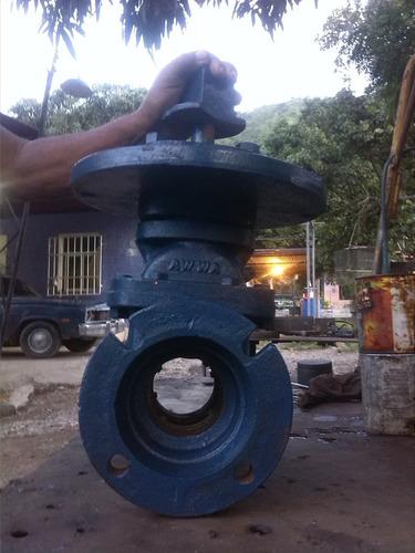 valvula o llave de agua de 3  para acueductos