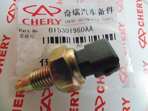 valvula o sensor de retroceso del chery arauca original!!!