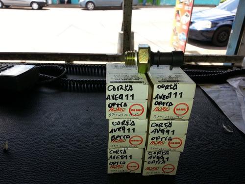 valvula o sensor presion de aceite corsa/aveo/optra