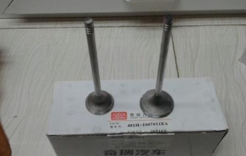 válvula original de admisión y escape de chery orinoco
