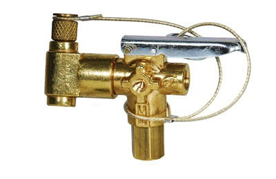 válvula para abastecimento de gás natural veicular gnv