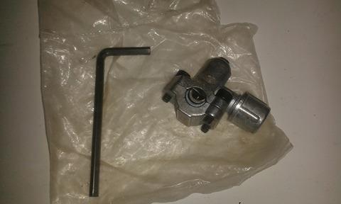 valvula para pincha tubos 1/4 - 5/16 - 3/8 rerigeracion