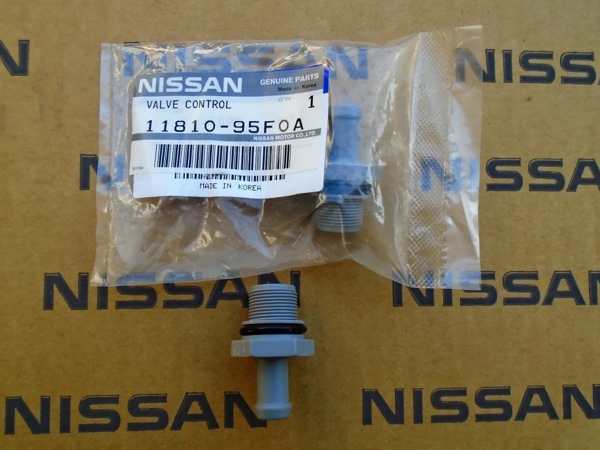 Valvula Pcv Nissan Almera Tiida Sentra B16 11810-95f0a ...