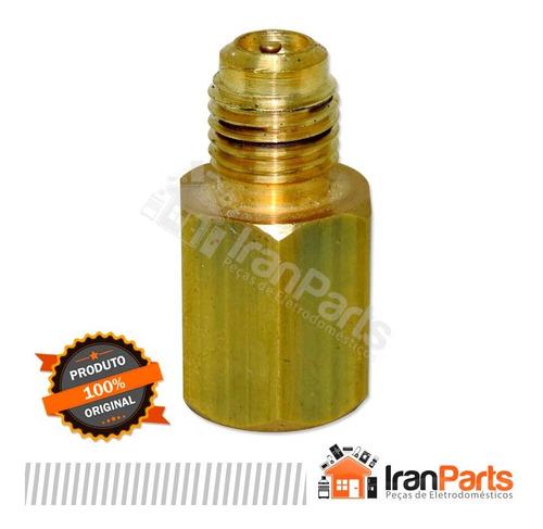 válvula perfuradora para lata gás r134 r22 r600 r410