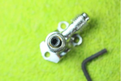 valvula pincha tubo