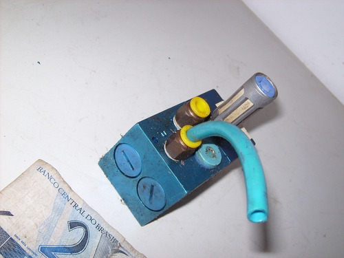 válvula pneumática mod: mfb-4-1/4