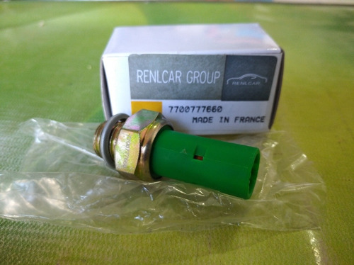 válvula presión aceite logan twingo scenic 1pin