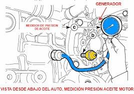 valvula presion de aceite aveo optra corsa gm#95961350