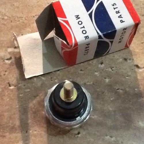 valvula presion de aceite bronco rosca fina señal luz