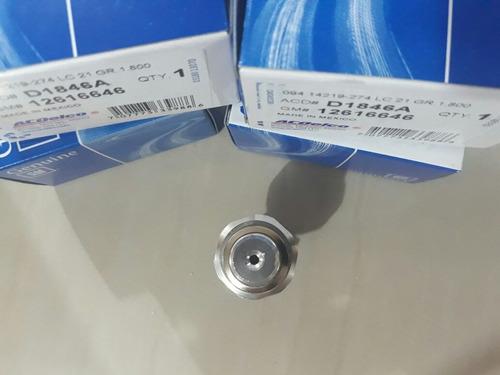 valvula presion de aceite silverado tahoe  12616646