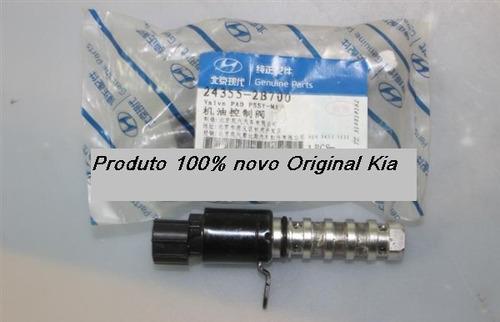 valvula pressão óleo kia soul, hyundai i30 1.6 24355-2b700