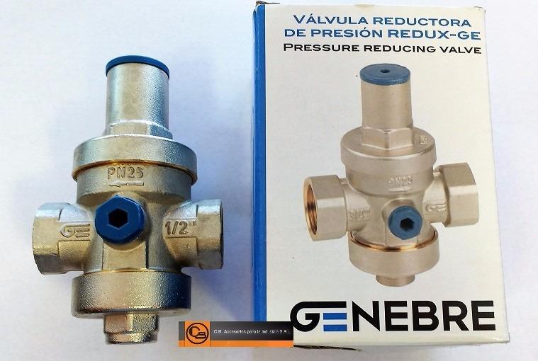 Como instalar un regulador de presion de agua stunning - Valvula reductora de presion ...