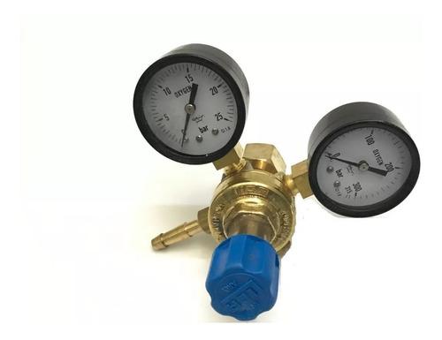 valvula regulador de presion para oxigeno micro marca liga valr -281 industria argentina