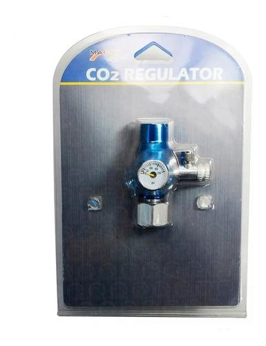 válvula reguladora co2 aqua aquário