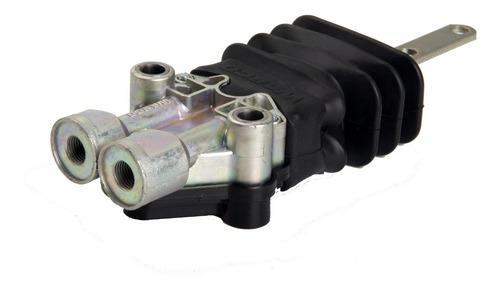 válvula reguladora susp cabina scania série 4/pgr