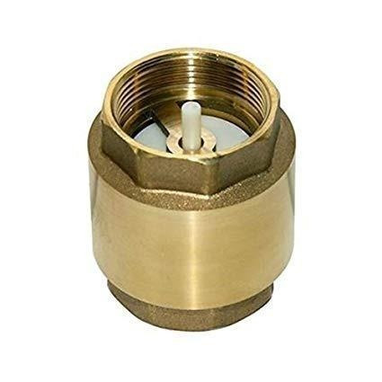 valvula retencion bronce 11/2  latyn
