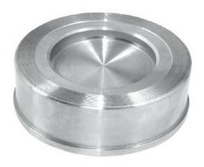 válvula retenção 8'' wafer tipo disco aço inox 316 300 lbs