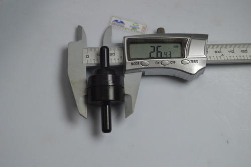 válvula retenção de vácuo gol gti gts ar condicionado