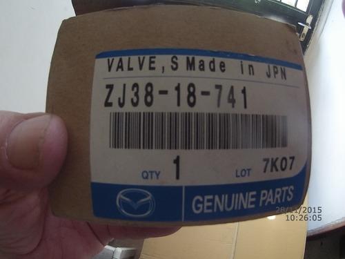 valvula/ selenoide emisiones multiple mazda 2 original