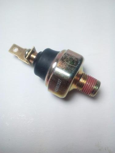 válvula sensor bulbo presión aceite spark accent getz vitara