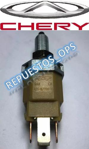 valvula sensor de freno chery arauca orinoco x1 qq6 tiggo