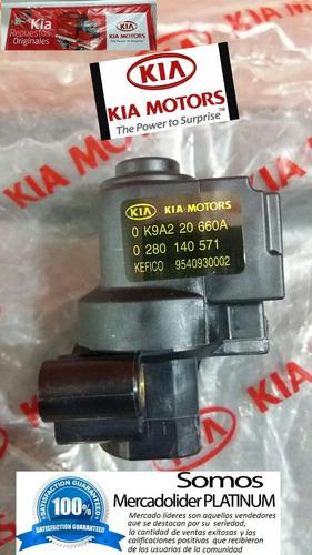 válvula sensor iac kia rio 1.5 original 100% kia garantizado