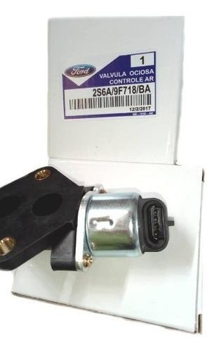 valvula sensor minimo iac fiesta max marca ford brasileña