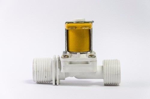 valvula solenoide 110v ac - 1/2 para automação de caixa dágu