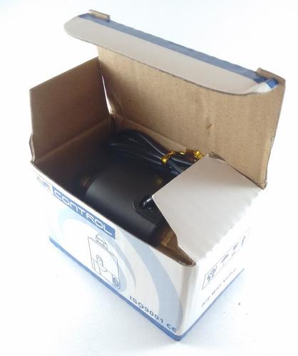 válvula solenoide 1/2 - 110v - electroválvula