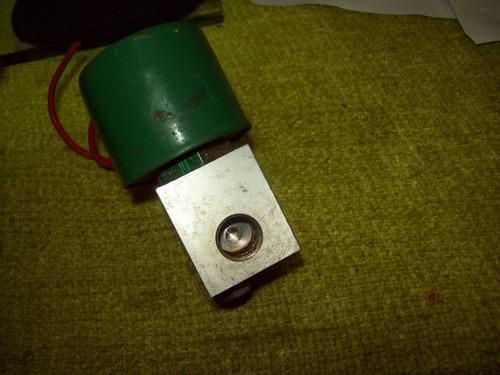valvula solenoide 24v p/ automação diversos recursos. ar/liq